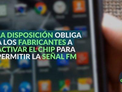 Es oficial: los móviles en México deberán recibir la señal de radio FM, te contamos todos los detalles en video