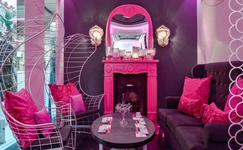 El restaurante japonés Miss Shushi presume de su diseño neo-barroco & chic