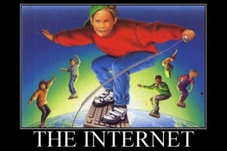 Internet is a series of blogs (XXXI)