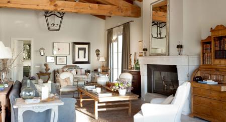 La Casa de los Tomillares, un hotel de aires provenzales en la Sierra de Gredos