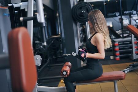 El tiempo en completar cada repetición durante un ejercicio de fuerza afecta al aumento de la masa muscular (palabra de experta)