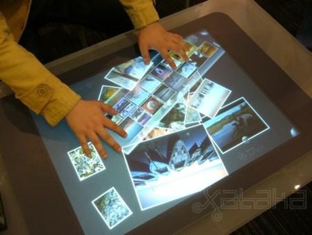 Microsoft mostrará su Surface esférico multitáctil