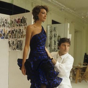 Muere el diseñador Emanuel Ungaro a los 86 años