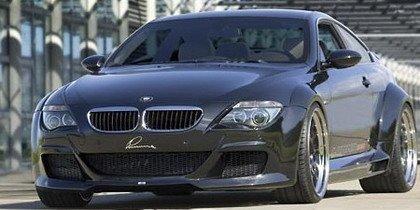 BMW M6 Lumma Design