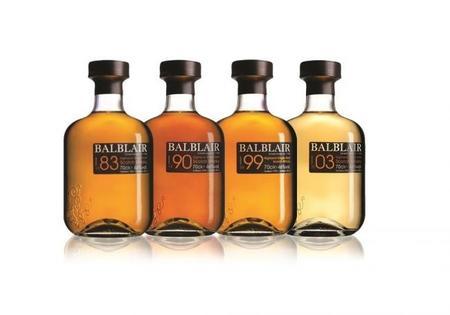 Balblair Single Malt Whisky lanza al mercado cuatro ediciones  vintage