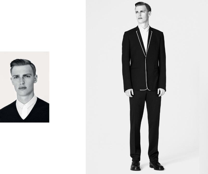 dior homme crucero