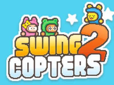 Swing Copters 2 llega a Android, la nueva entrega del desquiciante juego del creador de Flappy Bird