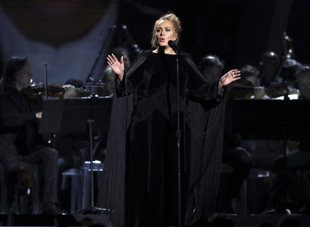 Grammy 2017: ir divina no es cuestión de tallas