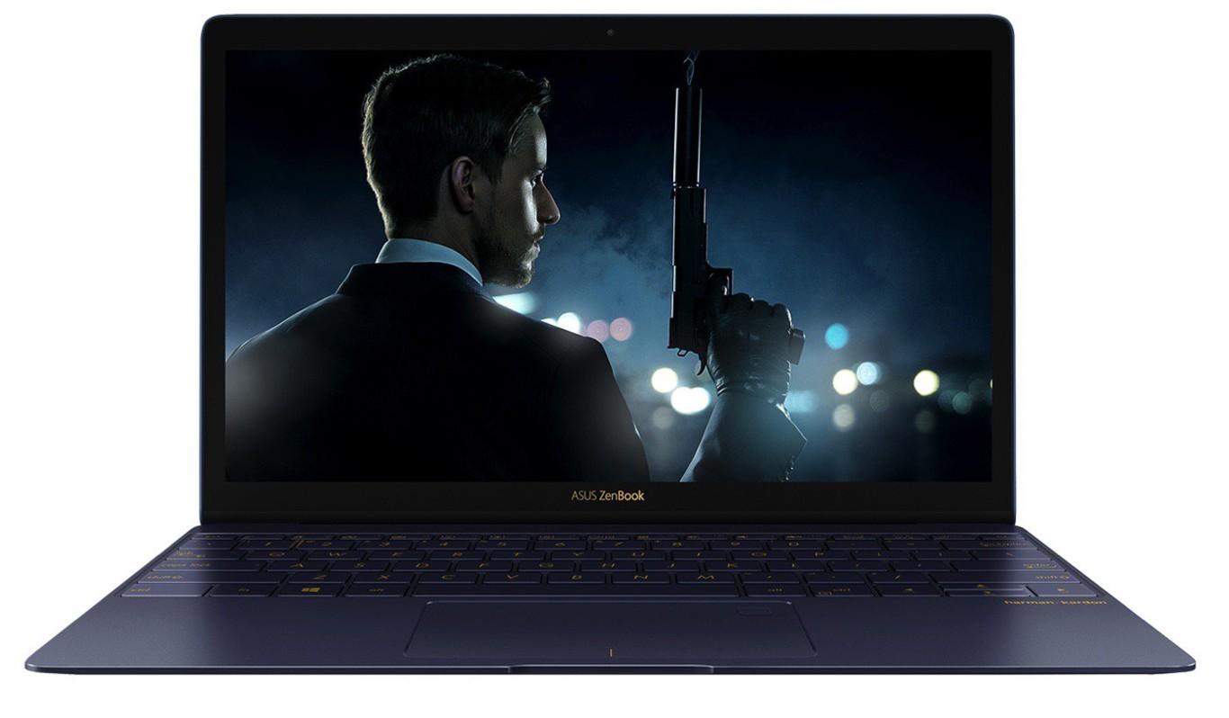ASUS ZenBook 3, más delgado y ligero que un MacBook