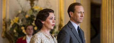 'The Crown' y 18 series, documentales y películas más que HBO, Netflix, Amazon y Movistar+ estrenan esta semana (del 11 al 17 de noviembre)