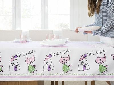 Los dibujos de los peques como protagonistas de la decoración del hogar, una tendencia adorable