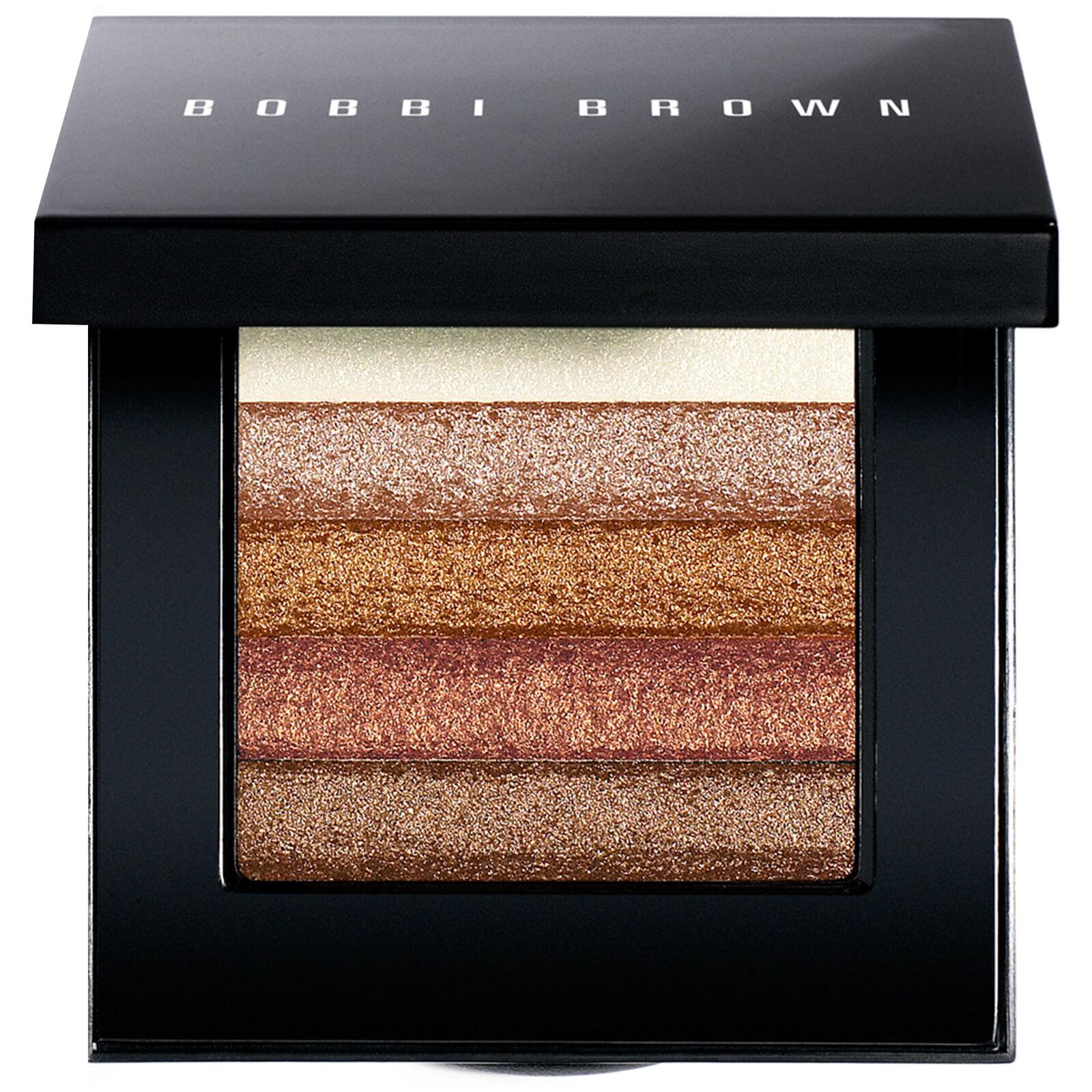Polvos iluminadores Bobbi Brown Shimmer Brick Compact - Bronze