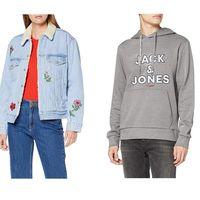 Chollos en tallas sueltas de vestidos, chaquetas y sudaderas de marcas como Levi's, Tommy Hilfiger, Superdry y Jack & Jones en Amazon