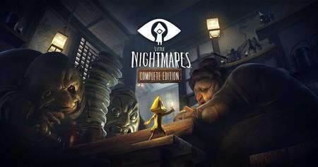 Little Nightmares: Complete Edition nos recuerda su inminente lanzamiento en Nintendo Switch con un nuevo tráiler