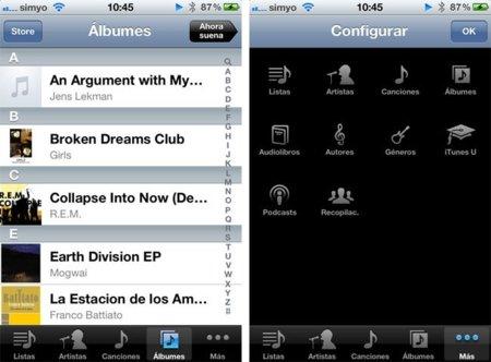 Cuatro puntos que Apple debería mejorar en la reproducción de música de iOS
