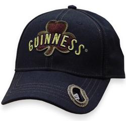 Gorra Guinness con abrebotellas