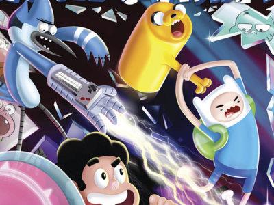 Los personajes de Cartoon Network se desatan en el Beat'em Up Battle Crashers
