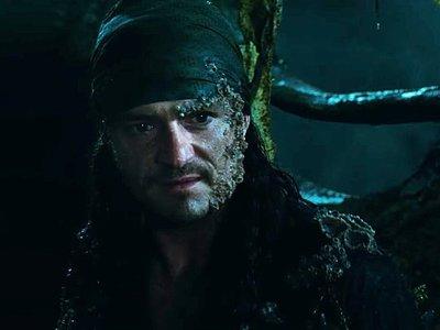 'Piratas del Caribe: La venganza de Salazar', nuevo tráiler con la vuelta de Will Turner