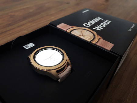Reloj Samsung Galaxy Watch Analisis Experiencia Review 9