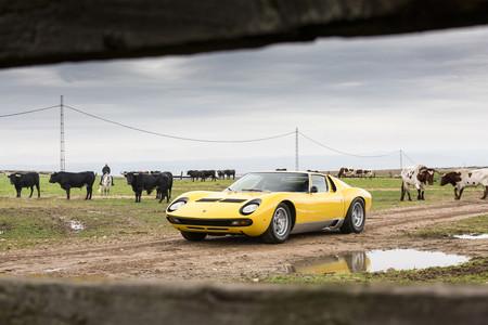 ¡Buenas noticias! Un nuevo Lamborghini Miura se puede estar gestando en Sant'Agata Bolognese