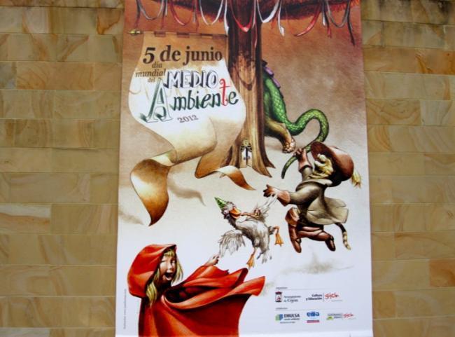 Día Mundial del Medio Ambiente en Gijón