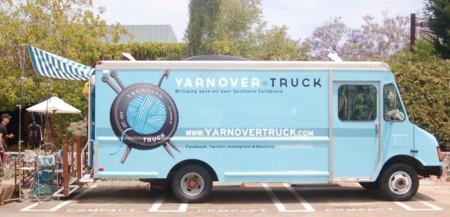 Knit Truck