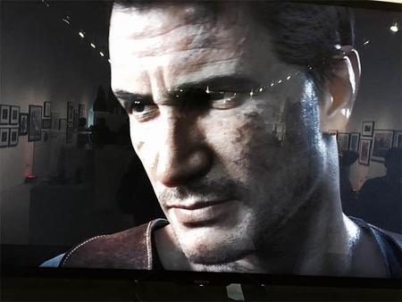 Nathan Drake tiene un aspecto muy Next-gen en esta imagen de Uncharted 4