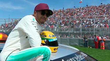 Lewis Hamilton vuelve a pulsar el botón mágico de Mercedes y saldrá primero en Canadá