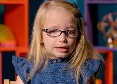 Tiene solo cinco años, pero ya es una feminista con las ideas muy claras (y por eso su discurso se ha vuelto viral)