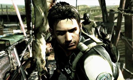 'Resident Evil 5' y su campaña viral demuestran que Chris Redfield no puede tener una cita