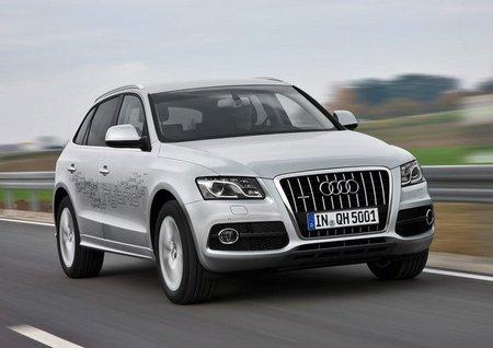 Audi Q5 hybrid quattro, desde 57.400 euros
