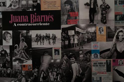 "Juana Biarnés inaugura su exposición ""Contracorriente"" en PhotoEspaña 2016"