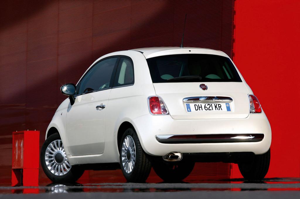 Foto de Fiat 500 (19/98)