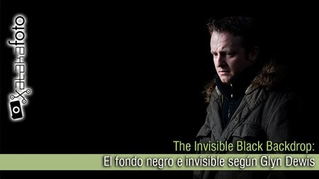 The Invisible Black Backdrop: El fondo negro e invisible según Glyn Dewis