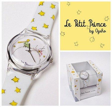 Reloj de Oysho inspirado en El Principito