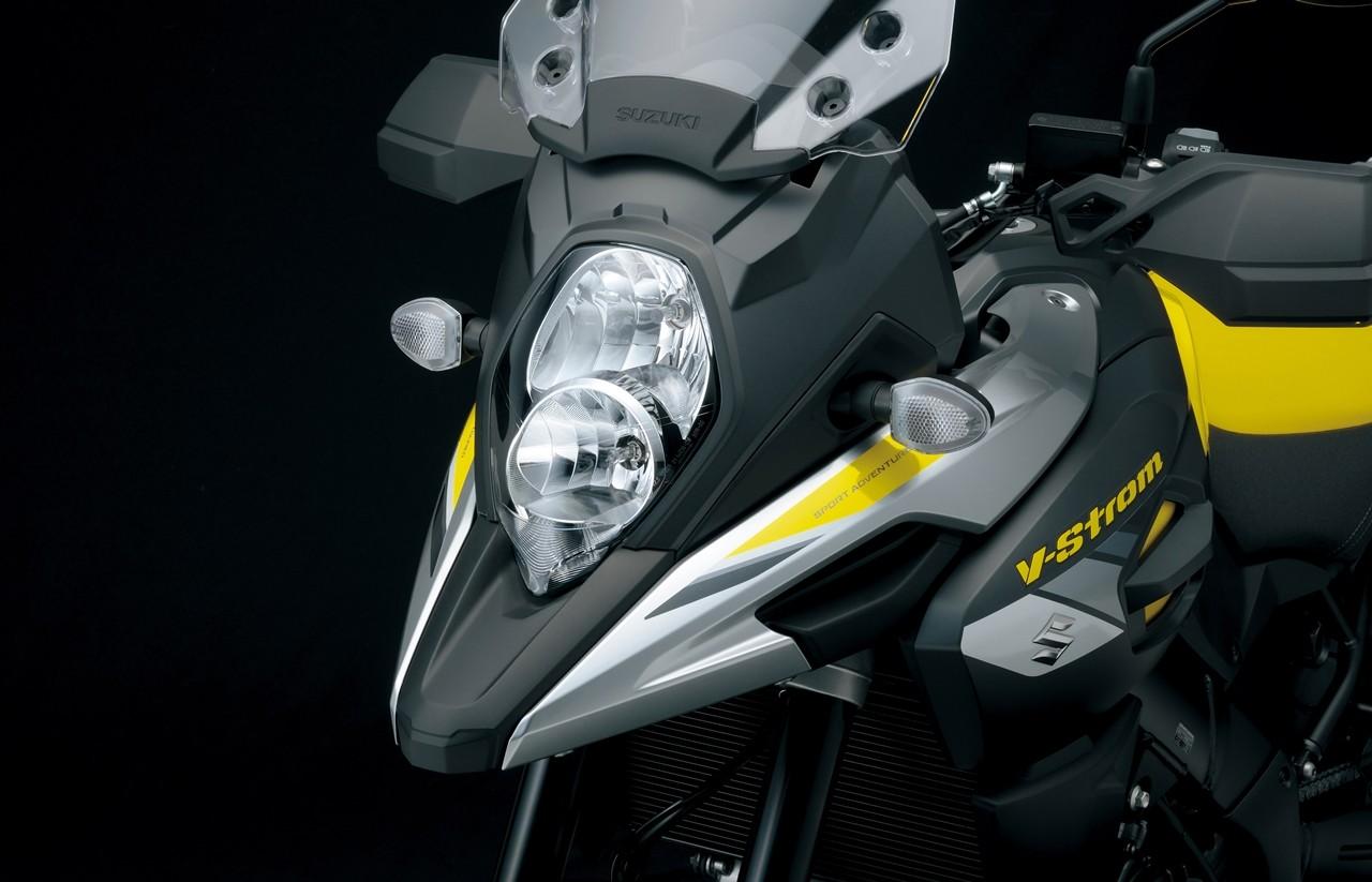 Foto de Suzuki DL1000 V-Strom 2017 (24/101)