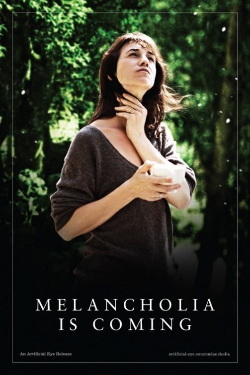 'Melancolía' de Lars von Trier, nuevos carteles