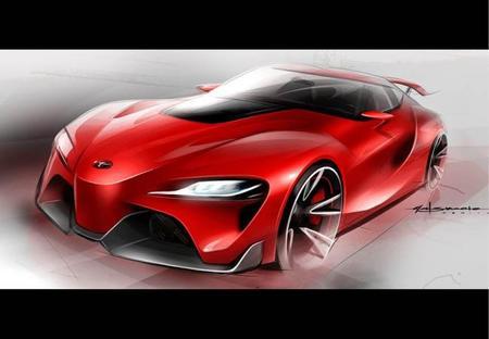 ¿Qué hay detrás del Toyota FT-1 Concept?