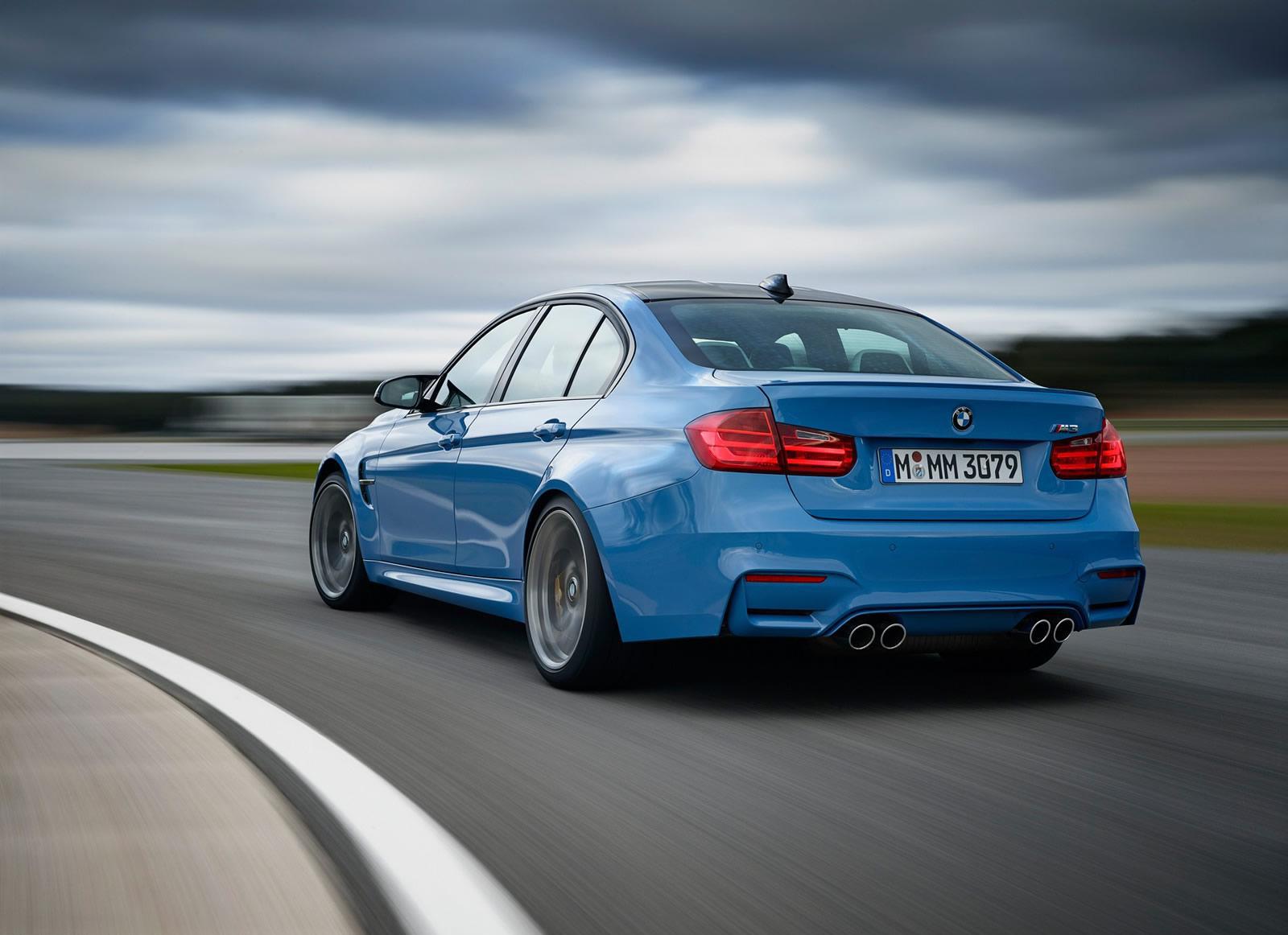 Foto de BMW M3 2014 (12/13)