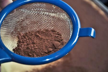 Tamizar Cacao