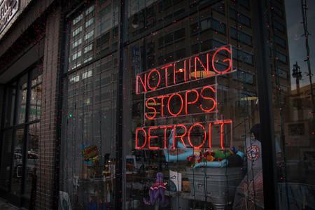 Nada detiene a Detroit