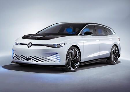 Volkswagen Confirma La Produccion De Su Station Wagon Electrica 5