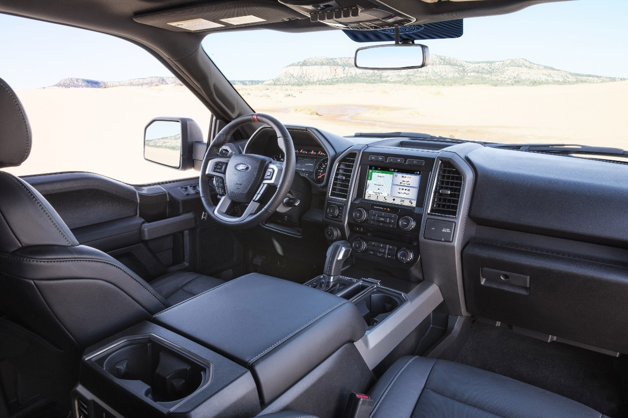 Foto de Ford F-150 Raptor Supercrew (2/5)