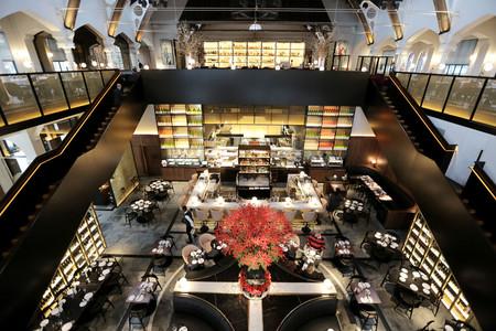 Hemos descubierto el restaurante más bonito del mundo... y está en Londres