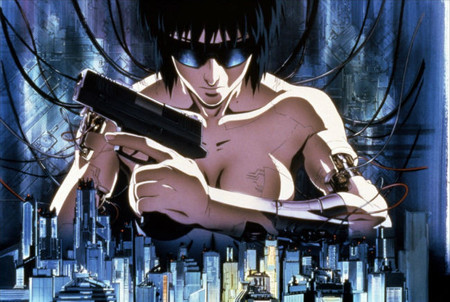 Cómic en cine: 'Ghost in the Shell', de Mamoru Oshii