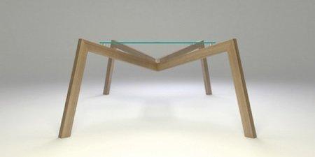 Spider, la mesa araña de Elvis Tomljenovic