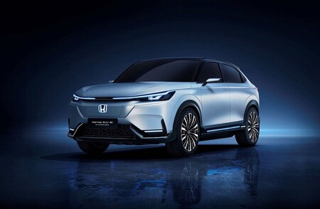 Honda SUV e:prototype, la marca japonesa está lista para electrificar el mercado chino y arrancará en 2022