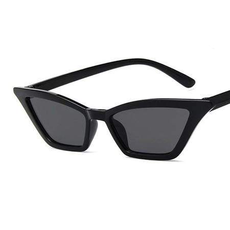 Gafas De Sol Cat Eye En Negro