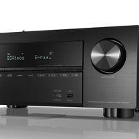 Denon renueva su gama media de receptores AV con el AVR-X3600H, un modelo a la última en prestaciones