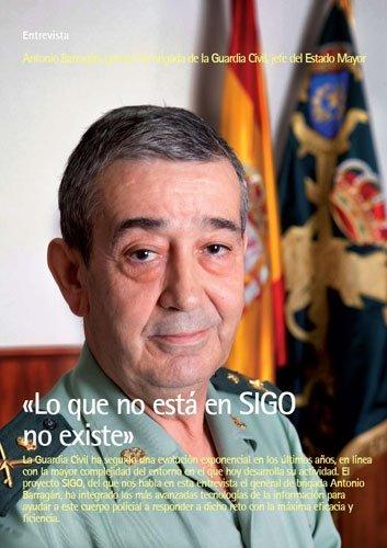 SIGO, el sistema informático de la Guardia Civil que levanta sospechas